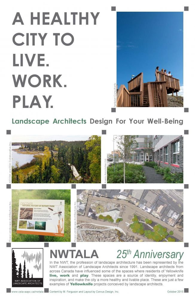 Nwtala csla for Society of landscape architects