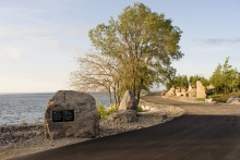 William G. Davis Trail allows visitors to enjoy the lake front experience and views of Toronto's harbour and skyline.