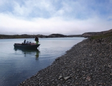 The people of Sanikiluaq are the stewards of this land and have defined Kinngaaluk Territorial Park from their perspective to ensure the health of the eco-system and continued use of the resources.