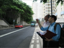 Public Engagement - Site inspection with local city council members to accommodate stakeholders' concerns