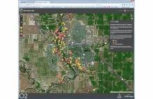 Online map tools provided an effective means of receiving public input on existing park strengths and weaknesses.