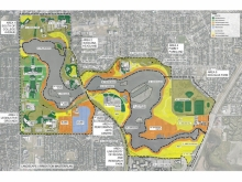 Landscape / Irrigation Master Plan - identified by level of future landscape management requirements.