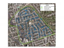 Bayview Glen SNAP - Existing Residential Pool Locations