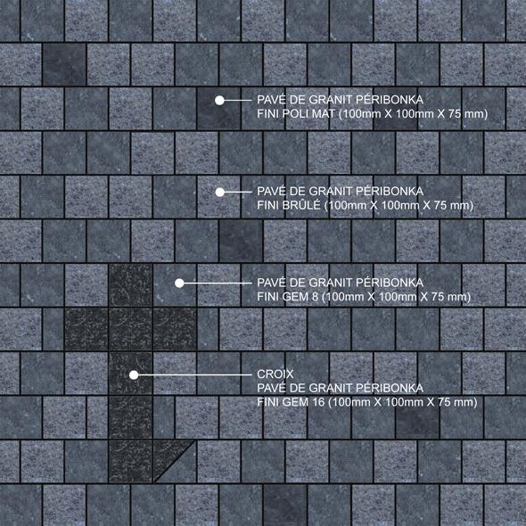 pav de granit granite affaires lac m gantic with pav de granit top finest fond de granit noir. Black Bedroom Furniture Sets. Home Design Ideas