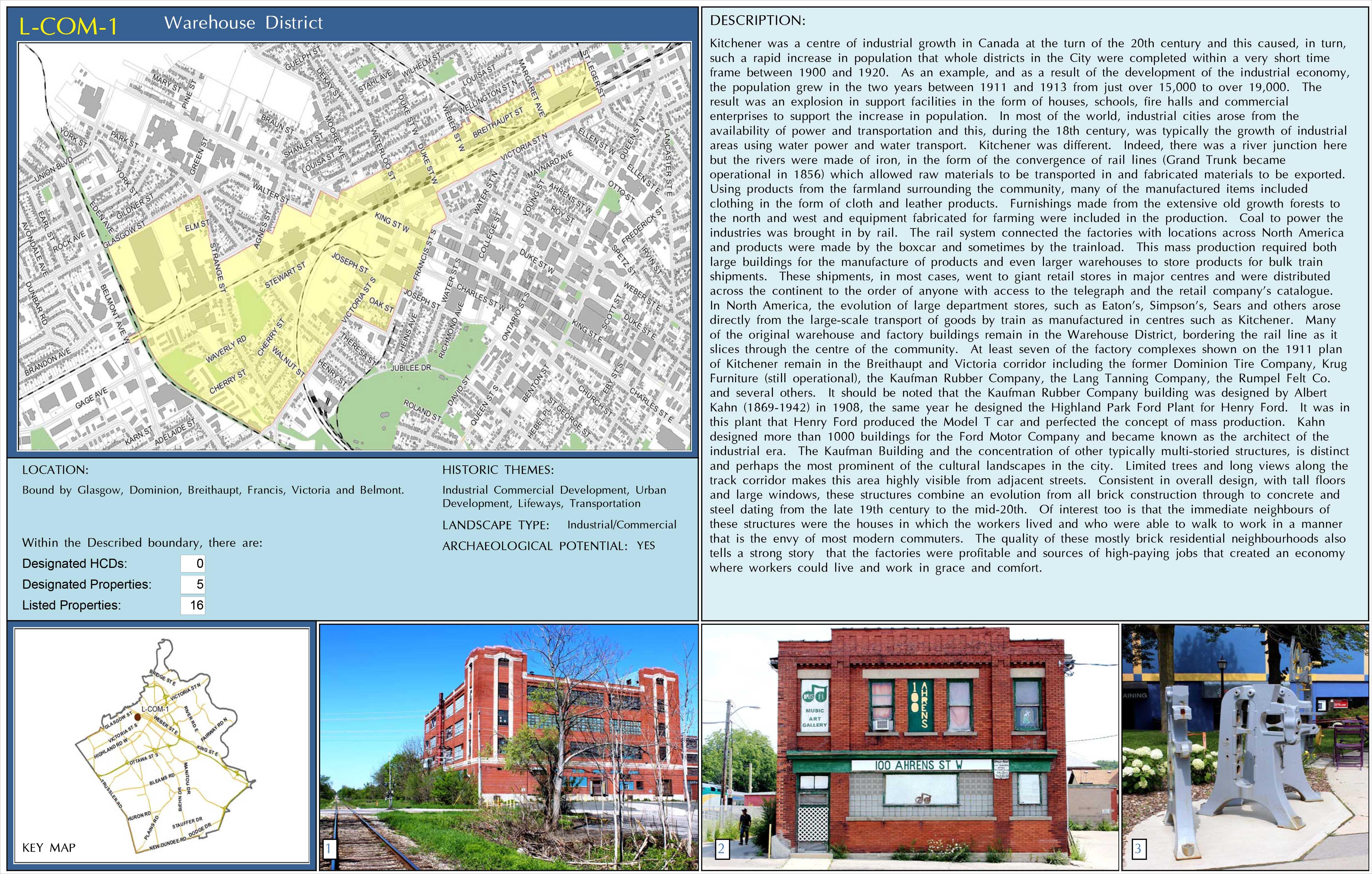 City of Kitchener: Cultural Heritage Landscapes   CSLA