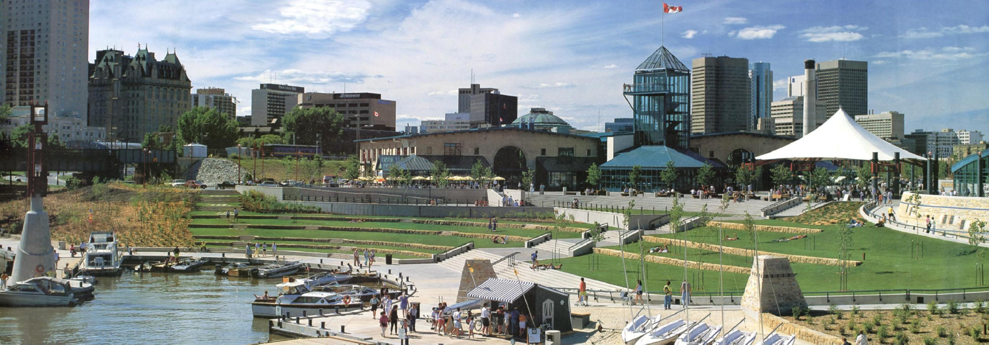 Landscape architecture in canada csla for Landscape architecture canada