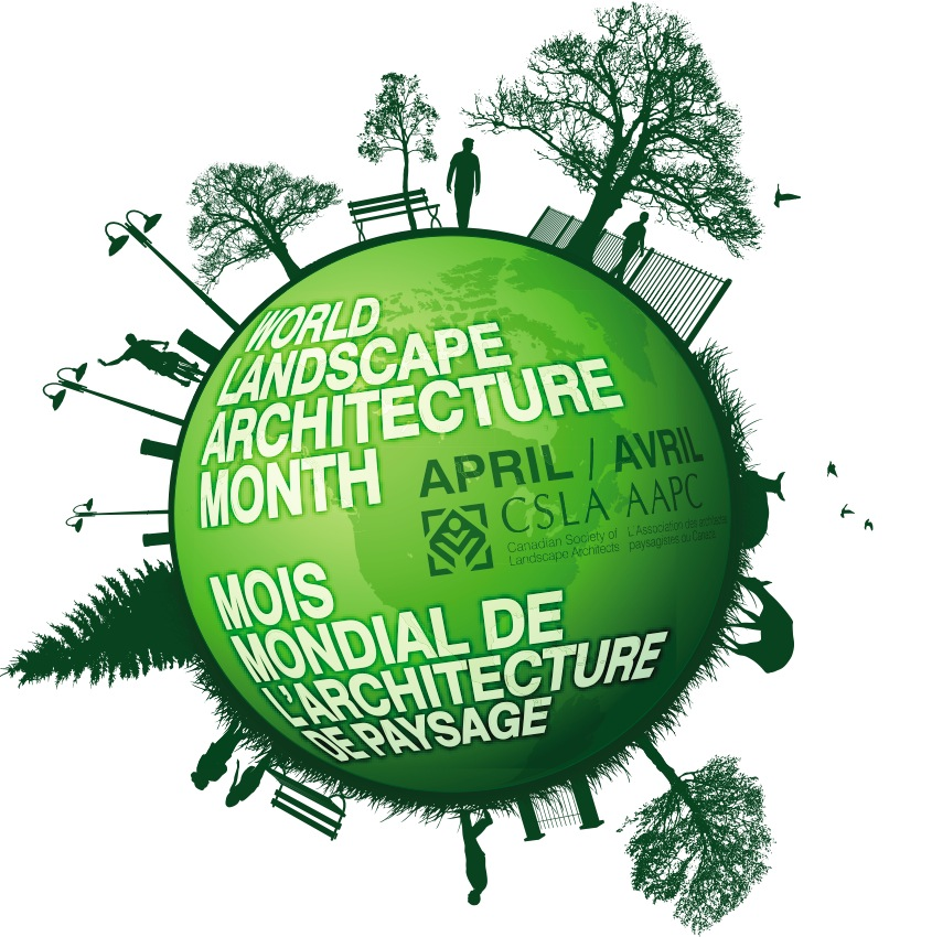 World Landscape Architecture Month WLAM